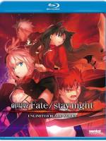 Preorder Fate/Stay Night: Unlimited Blade Works for $19.99 (50% off)