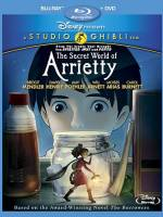 Save $8 on select Studio Ghibli Blu-Ray titles when you pre-order the Secret World of Arriety!
