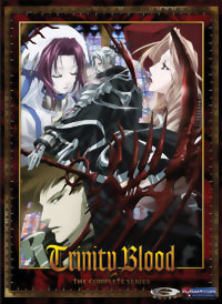 Region 1 FUNimation release of Trinity Blood C...